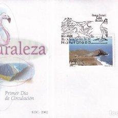 Francobolli: SELLOS ESPAÑA OFERTA SOBRES DEL PRIMER DÍA AÑO 2002. Lote 287333838