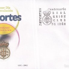 Francobolli: SELLOS ESPAÑA OFERTA SOBRES DEL PRIMER DÍA AÑO 2002. Lote 287334068