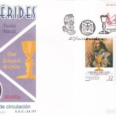 Francobolli: SELLOS ESPAÑA OFERTA SOBRES DEL PRIMER DÍA AÑO 1997. Lote 287342578