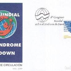Francobolli: SELLOS ESPAÑA OFERTA SOBRES DEL PRIMER DÍA AÑO 1997. Lote 287343018