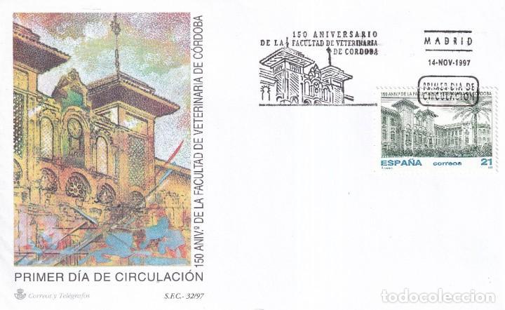 SELLOS ESPAÑA OFERTA SOBRES DEL PRIMER DÍA AÑO 1997 (Sellos - España - Juan Carlos I - Desde 1.986 a 1.999 - Nuevos)