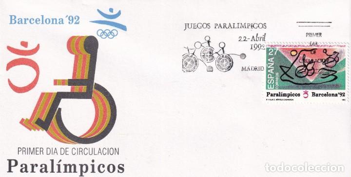 SELLOS ESPAÑA OFERTA SOBRES DEL PRIMER DÍA AÑO 1992 (Sellos - España - Juan Carlos I - Desde 1.986 a 1.999 - Nuevos)