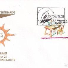 Sellos: SELLOS ESPAÑA OFERTA 2 SOBRES DEL PRIMER DÍA AÑO 1991. Lote 287360978