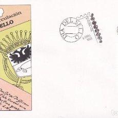 Sellos: SELLOS ESPAÑA OFERTA SOBRES DEL PRIMER DÍA AÑO 1989. Lote 287363998