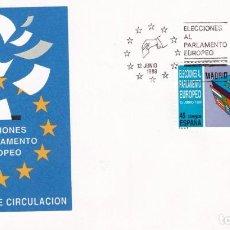 Francobolli: SELLOS ESPAÑA OFERTA SOBRES DEL PRIMER DÍA AÑO 1989. Lote 287364203