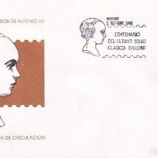 Sellos: SELLOS ESPAÑA OFERTA SOBRES DEL PRIMER DÍA AÑO 1989. Lote 287364293