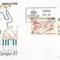 Sellos: SELLOS ESPAÑA OFERTA SOBRES DEL PRIMER DÍA AÑO 1985. Lote 287435903