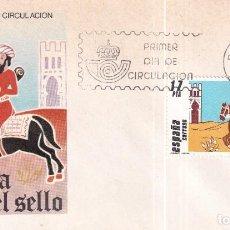 Sellos: SELLOS ESPAÑA OFERTA SOBRES DEL PRIMER DÍA AÑO 1984. Lote 287443613