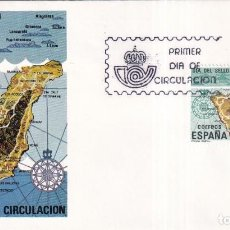 Sellos: SELLOS ESPAÑA OFERTA SOBRES DEL PRIMER DÍA AÑO 1982. Lote 287475368