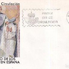 Sellos: SELLOS ESPAÑA OFERTA SOBRES DEL PRIMER DÍA AÑO 1982. Lote 287475618
