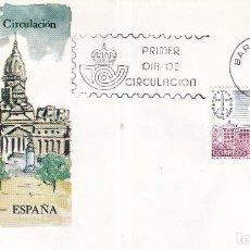 Sellos: SELLOS ESPAÑA OFERTA SOBRES DEL PRIMER DÍA AÑO 1981. Lote 287478168