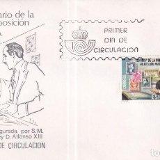Sellos: SELLOS ESPAÑA OFERTA SOBRES DEL PRIMER DÍA AÑO 1980. Lote 287542993