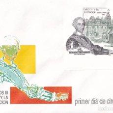 Francobolli: SELLOS ESPAÑA OFERTA SOBRE DEL PRIMER DÍA GRAN FORMATO AÑO 1988. Lote 287560268