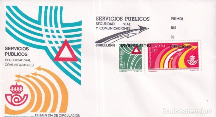 Sellos: Sellos España OFERTA sobres del primer día año 1993 COMPLETO - Foto 4 - 287705023