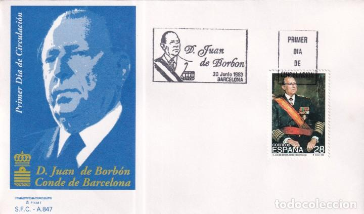 Sellos: Sellos España OFERTA sobres del primer día año 1993 COMPLETO - Foto 18 - 287705023