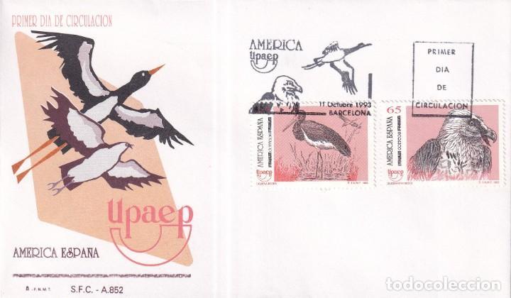 Sellos: Sellos España OFERTA sobres del primer día año 1993 COMPLETO - Foto 21 - 287705023