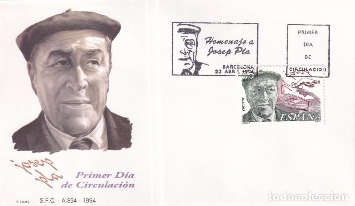 Sellos: Sellos España OFERTA sobres del primer día año 1994 COMPLETO - Foto 9 - 287705053