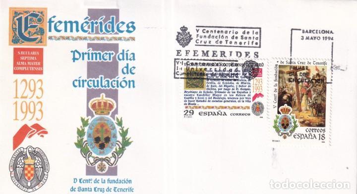 Sellos: Sellos España OFERTA sobres del primer día año 1994 COMPLETO - Foto 13 - 287705053