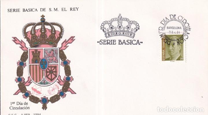 Sellos: Sellos España OFERTA sobres del primer día año 1994 COMPLETO - Foto 16 - 287705053