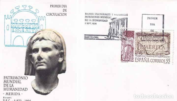 Sellos: Sellos España OFERTA sobres del primer día año 1994 COMPLETO - Foto 19 - 287705053