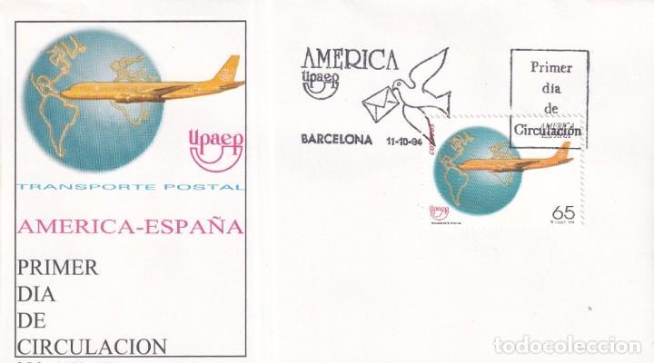 Sellos: Sellos España OFERTA sobres del primer día año 1994 COMPLETO - Foto 22 - 287705053