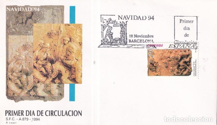 Sellos: Sellos España OFERTA sobres del primer día año 1994 COMPLETO - Foto 23 - 287705053