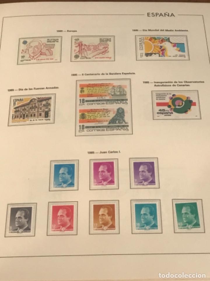 Sellos: GRAN LOTE DE SELLOS 1984-1991 PUEBLA DE LUJO MINIPLIEGOS. ESPAÑA. VER FOTOS. - Foto 7 - 288073918
