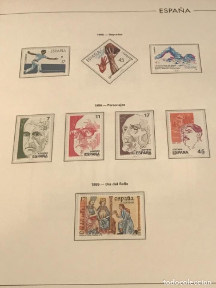 Sellos: GRAN LOTE DE SELLOS 1984-1991 PUEBLA DE LUJO MINIPLIEGOS. ESPAÑA. VER FOTOS. - Foto 16 - 288073918
