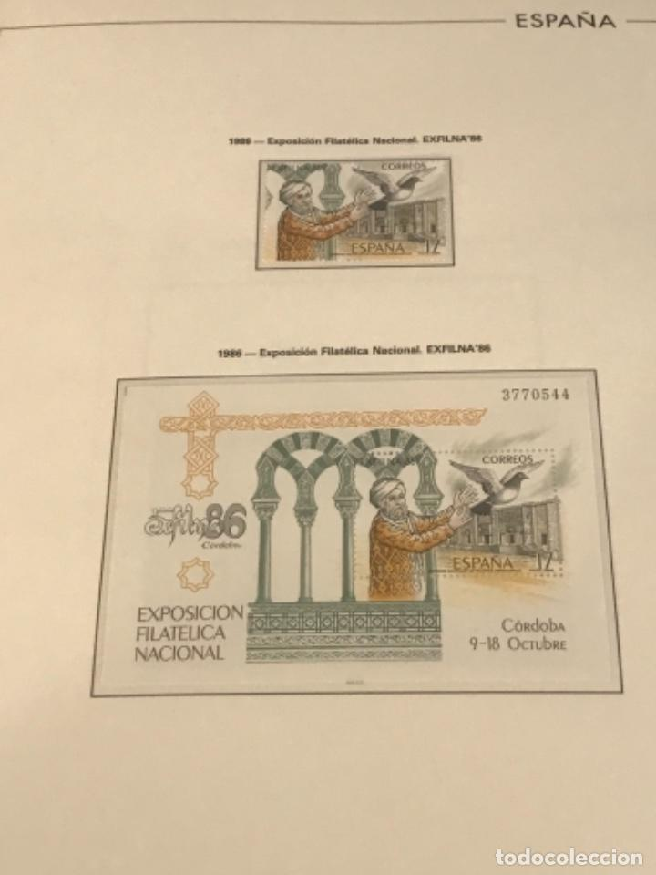 Sellos: GRAN LOTE DE SELLOS 1984-1991 PUEBLA DE LUJO MINIPLIEGOS. ESPAÑA. VER FOTOS. - Foto 17 - 288073918