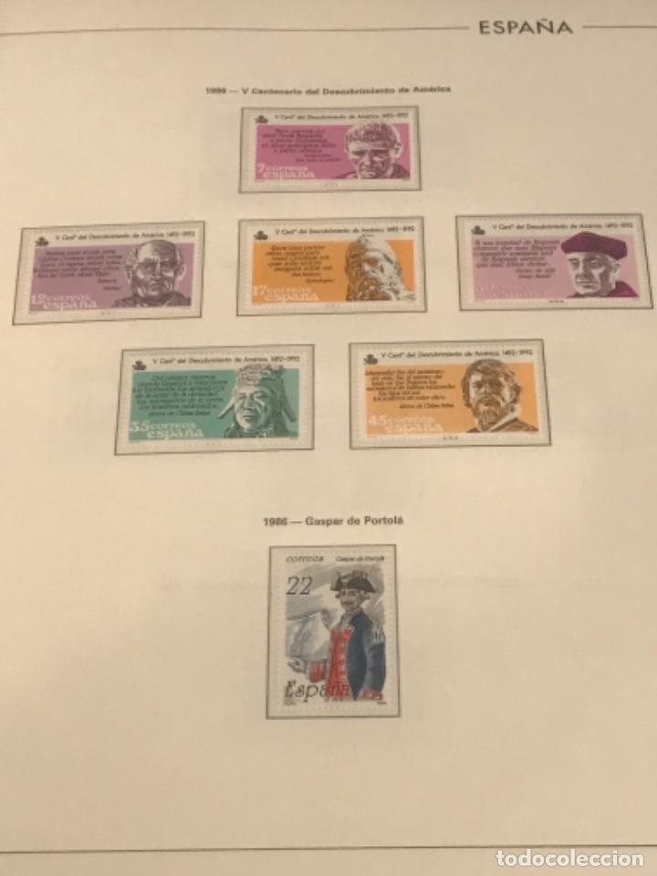 Sellos: GRAN LOTE DE SELLOS 1984-1991 PUEBLA DE LUJO MINIPLIEGOS. ESPAÑA. VER FOTOS. - Foto 19 - 288073918