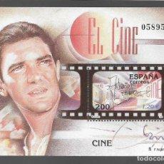 Sellos: HOJITA DENTADA,-EXPOSICION MUNDIAL FILATELIA ESPAÑA 2000.- VER FOTO. Lote 288096688