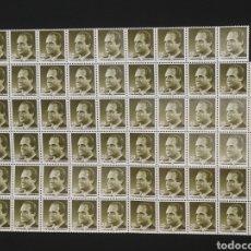 Sellos: PLIEGO DE SELLOS DEL REY JUAN CARLOS DE 25 PESETAS, AÑO 1990. EDF: 3096.. Lote 288105463