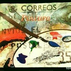 Sellos: STAMP - ESPAÑA - ARTE   ARTISTAS   PINTURAS - 1997. Lote 288128658