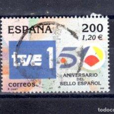 Sellos: ED Nº 3764 ESPAÑA`2000 USADO. Lote 288194778