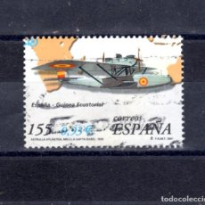 Sellos: ED Nº S.H.3790C AVIACIÓN ESPAÑOLA USADO. Lote 288195648