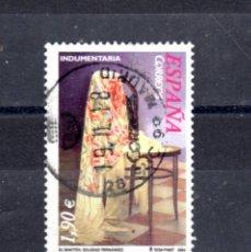 Sellos: ED Nº S.H. 4076D EL MANTÓN, USADO. Lote 288294533