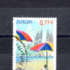 Sellos: ED Nº 4079 EUROPA, USADO. Lote 288294608