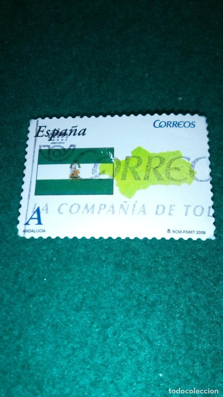 EDIFIL 4453 USADO (Sellos - España - Juan Carlos I - Desde 2.000 - Usados)