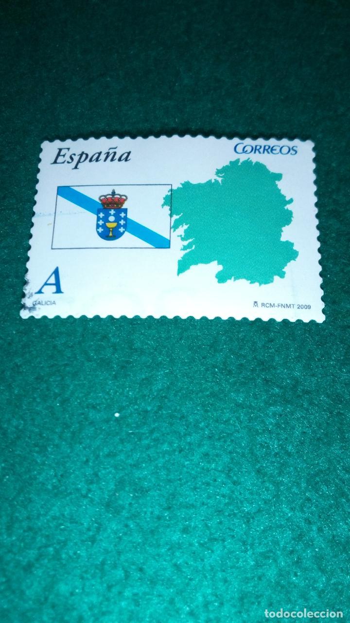 EDIFIL 4450 USADO (Sellos - España - Juan Carlos I - Desde 2.000 - Usados)