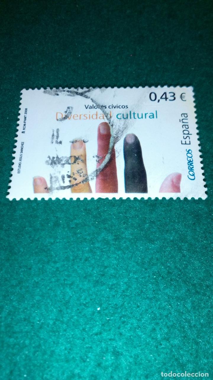 EDIFIL 4394 USADO (Sellos - España - Juan Carlos I - Desde 2.000 - Usados)
