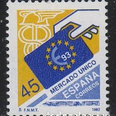 Sellos: EDIFIL 3226, MERCADO UNICO EUROPEO, NUEVO ***. Lote 288690598