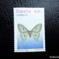 Sellos: -2009, FLORA Y FAUNA, EDIFIL 4464. Lote 288730998