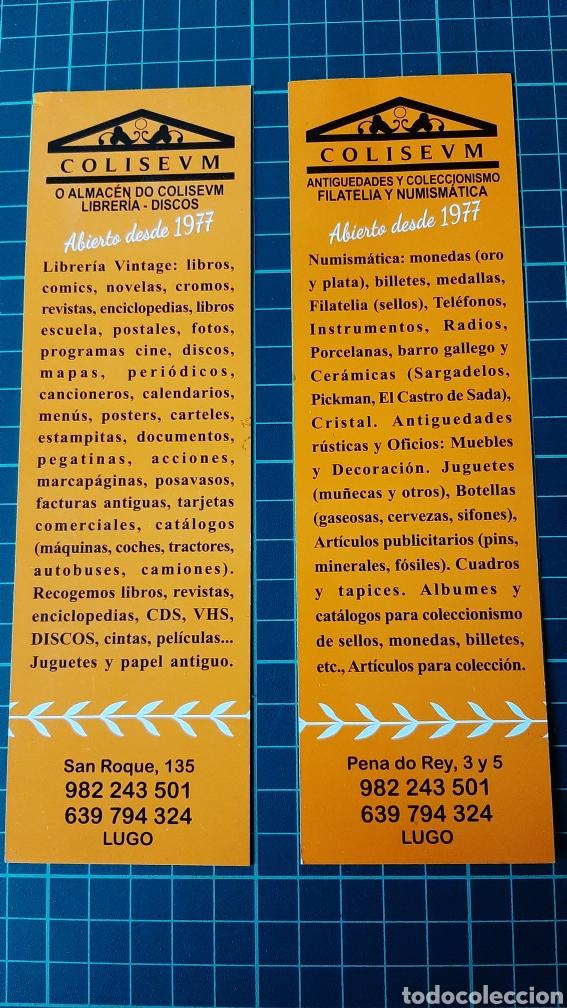 Sellos: LUGO DINA GESTORÍA AUTO ESCUELA MATASELLO RODILLO SAN FROILAN 1984 - Foto 2 - 289778238