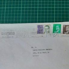 Sellos: MADRID 1984 MATASELLO RODILLO IBERMODA. Lote 289779733