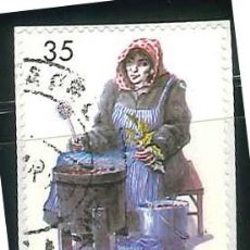 Sellos: ESPAÑA - AÑO 1998 - EDIFIL 3596 - NAVIDAD '98 - USADO. Lote 289859293