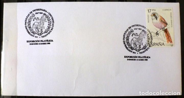 SELLOS ESPAÑA 1985 -FOTO 440- Nº 2823 - SOBRE 1º DIA, (Sellos - España - Juan Carlos I - Desde 1.975 a 1.985 - Cartas)