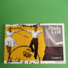 Sellos: SELLO ESPAÑA USADO 2009. Lote 290114233
