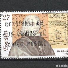 Sellos: ESPAÑA 1992 SELLO USADO - 8/60. Lote 290134608