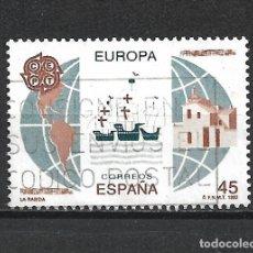 Sellos: ESPAÑA 1992 SELLO USADO - 8/60. Lote 290134668