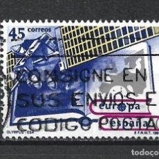 Sellos: ESPAÑA 1991 SELLO USADO - 8/60. Lote 290134693
